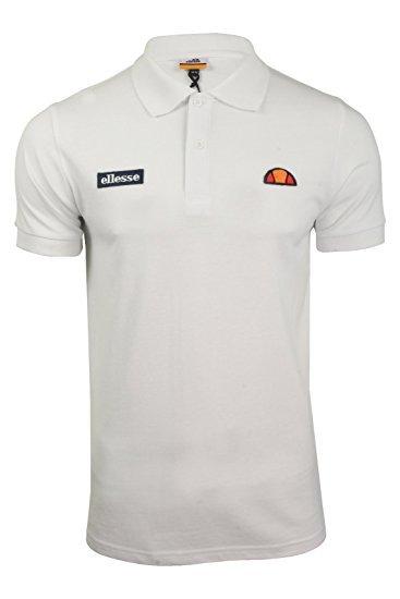 Поло тениска Ellesse Montura - Бяла